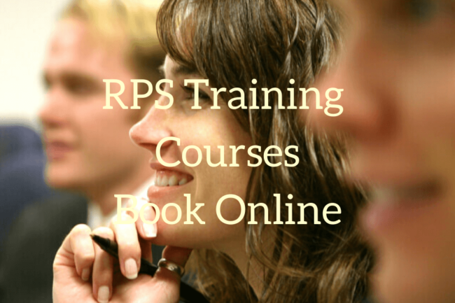 rps training courses